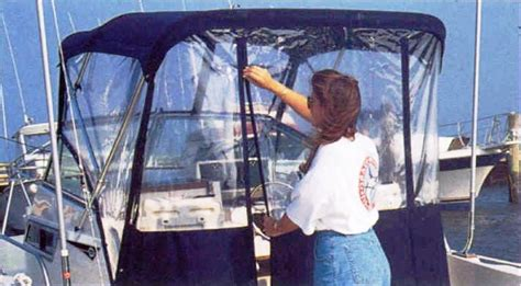 isinglass curtains bimini aft drop curtain factory oem from rnr marine com