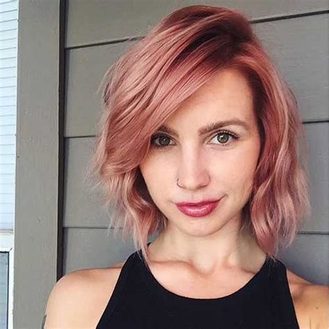 2016 pink hairstyle 30 pink blonde hair color hairstyles haircuts 2016 2017