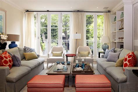 Cozy Home Interiors Timeless And Elegant English Interior Design House In London