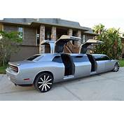 Dodge Challenger Limo  Clean Ride