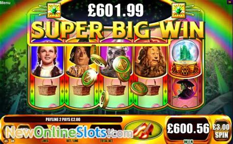 wizard of oz ruby slippers slot slots from july 2012