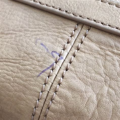 how to remove ballpoint pen ink from leather sofa how to remove pen marks from a leather bag