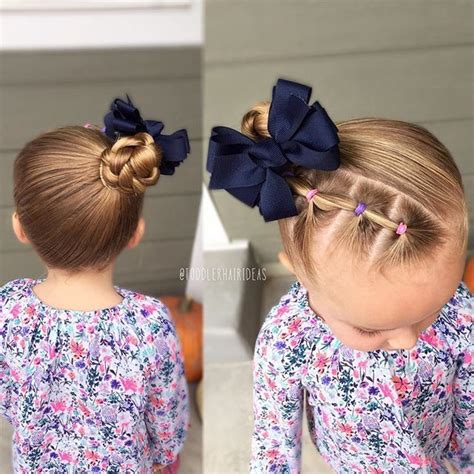Hairstyles For Toddlers With Hair by 25 Best Ideas About Toddler Hair On Toddler