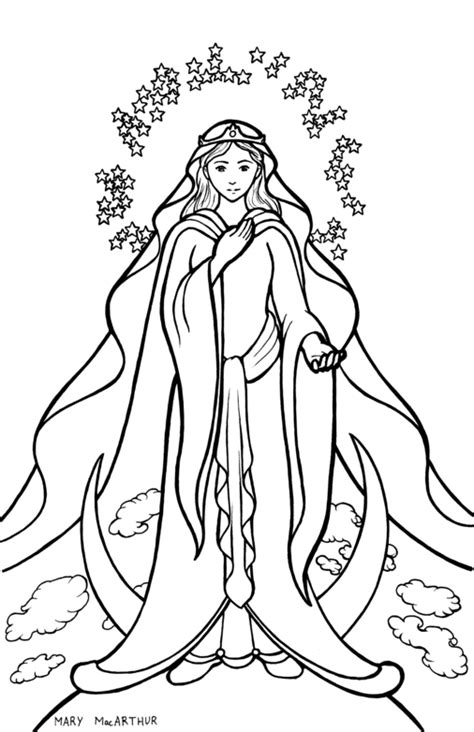 roman catholic saints coloring pages coloring pages
