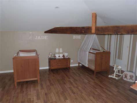 chambre d馗o chambre de jumelles photo 1 5 avec deco maison du