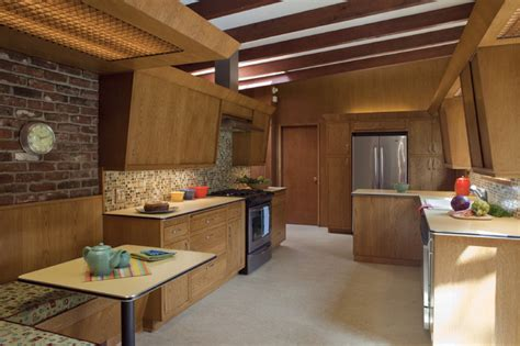 Simple Home Interiors by Mid Century Modern Home Midcentury Kitchen Portland