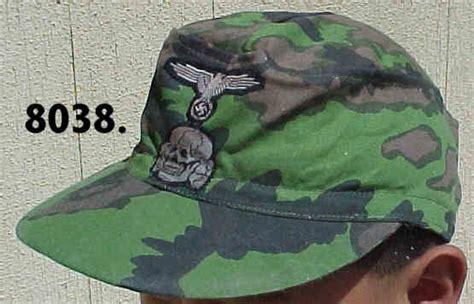 Winter Hat Wh 44 german wwii camouflage clothing