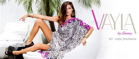 Thai Fashion Design    Beachwear Kaftans Dresses Thailand