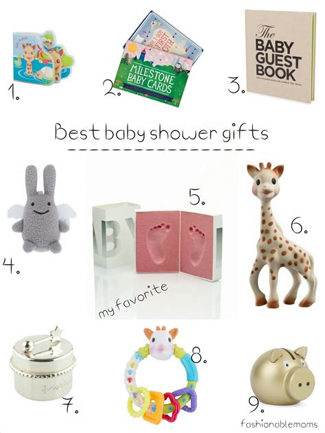 best baby shower gift the best baby shower gifts fashionablemoms