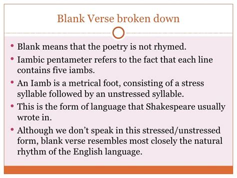 forms of language used in shakespeare s plays