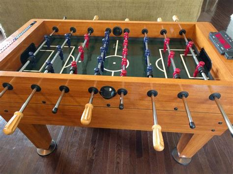harvard foosball table with electronic scoring harvard foosball table with electronic scoring excellent