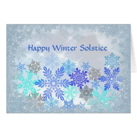 winter solstice greeting cards zazzle