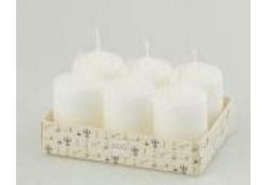 candele bianche candela 187 acquista candele bianche su livingo
