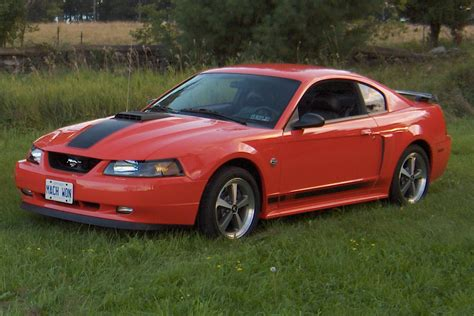 2004 mustang price picture of 2004 ford mustang mach 1