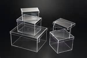 Clear Canisters Kitchen by Clear Rectangular Box W Lid Storage Boxes Containers