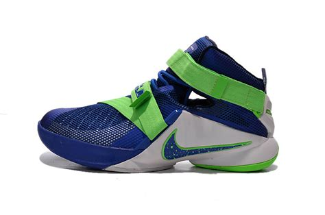 lebron 9 shoes for nike lebron soldier 9 sprite basketball shoe