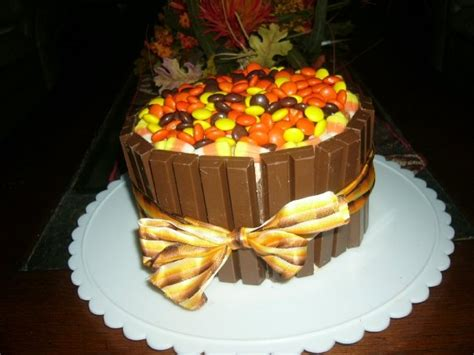 thanksgiving day cake idea weneedfun