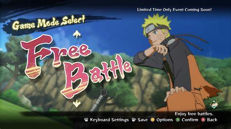 Bagas31 Naruto Storm 3 | cara mengatasi lag pada naruto ninja storm 4 vinix
