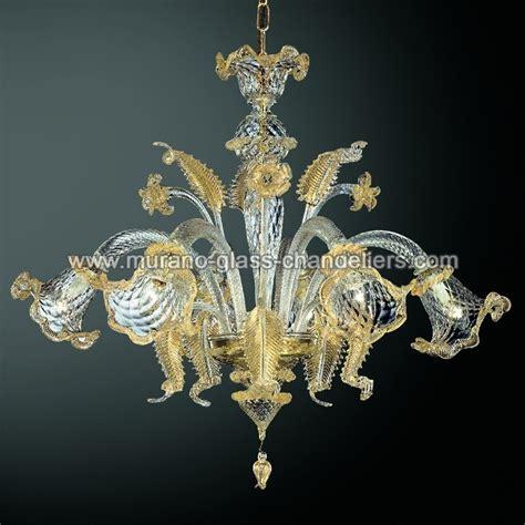 venezianischer luster quot canal grande quot murano glass chandelier murano glass