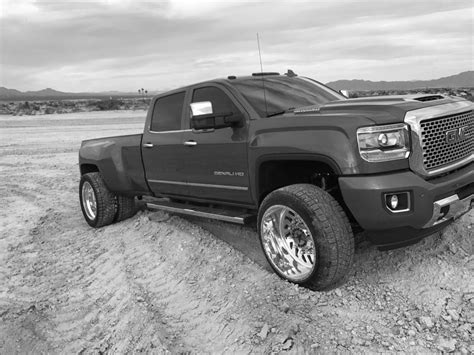 lifted gmc 2017 very strong 2017 gmc sierra 3500 denali lifted for sale