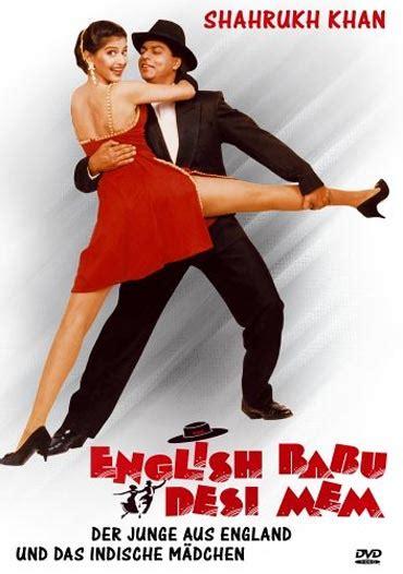 Film India English Babu Desi Mem | shah rukh khan s biggest hits and flops rediff com movies