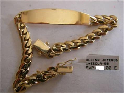fabrica de cadenas para joyeria joyas personalizadas esclavas personalizads esclava
