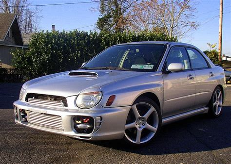 Subaru Specialist by Jeff S 2002 Subaru Wrx Sedan Mountain Tech Inc Subaru