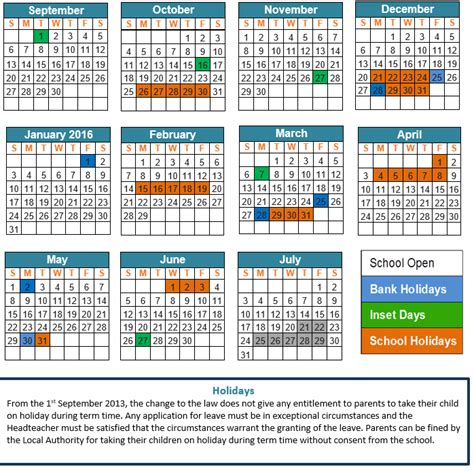 2015 And 2016 Calendars Mdcps School Calendar 2015 2016