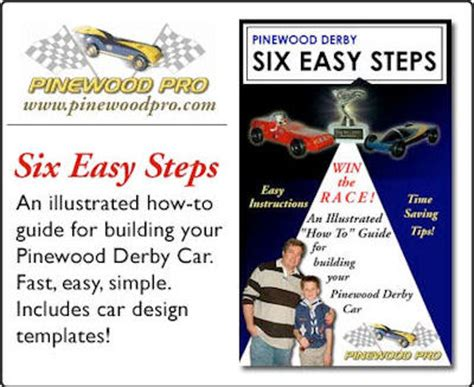 how to build a car books pinewood derby help for beginners