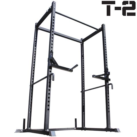 power rack with bench titan t2 power rack squat deadlift lift cage bench racks cross fit stand pull up ebay
