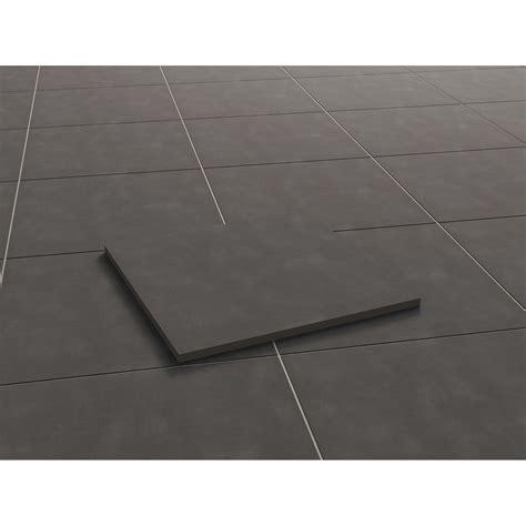 fliese las vegas terrassenplatte feinsteinzeug streetline graphit 60 x 60