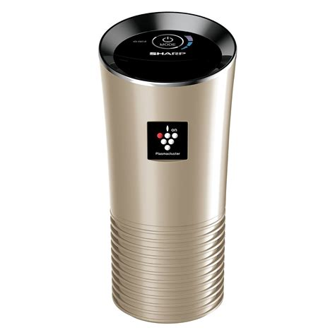 sharp car air purifier ig gc2 with plasmacluster technology launched at rs 12 000 techvorm