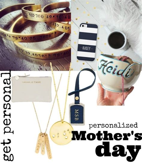 s day personalized gifts personalized s day gifts chic everywhere