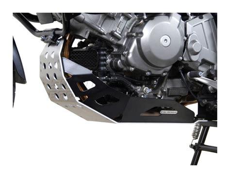 Suzuki V Strom 650 Skid Plate Sw Motech Skid Plate Suzuki V Strom 650 2004 2011 Revzilla