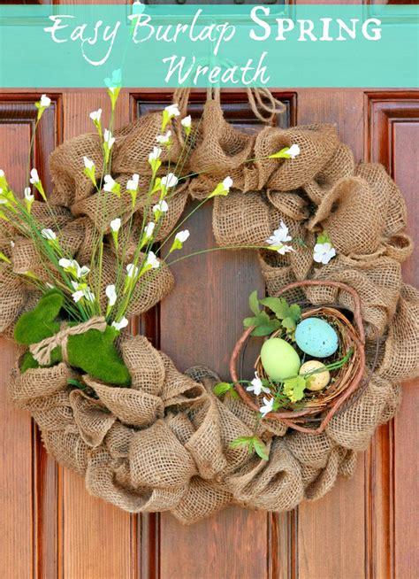 spring wreath ideas creative gift ideas news