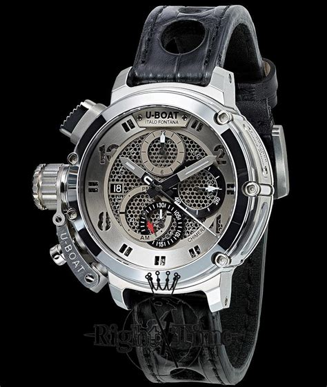 u boat watch chimera chimera 46 net tungsten 8065 u boat chimera wrist watch