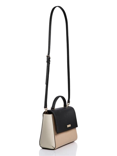lyst kate spade new york paterson court brynlee in black