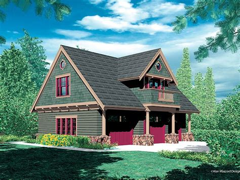 carriage house plans craftsman style carriage house plan