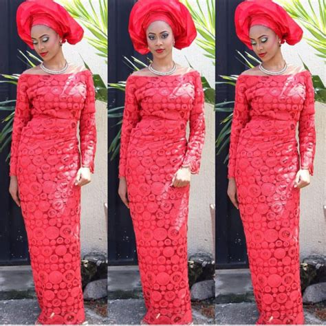 yoruba iro and buba style with lace and picture creative lace aso ebi iro and buba style creative