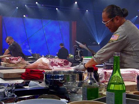 19 times iron chefs battled food network friends on iron