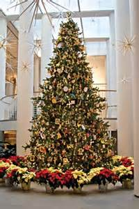 a colonial williamsburg christmas under the tree
