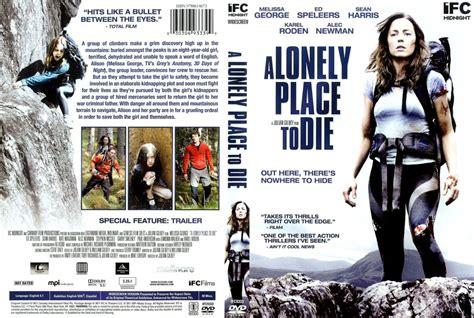 A Place To Die A Lonely Place To Die Unrated Dvd Scanned Covers A Lonely Place To Die Unrated