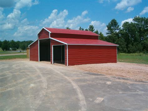 Carport Barn Kits pre fab barns steel buildings carports garages rv ports