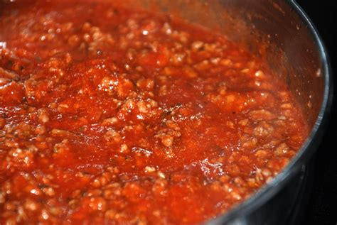 easy pasta sauce quick spaghetti sauce recipe dishmaps