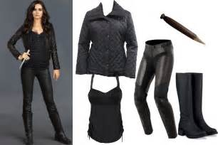 Rose hathaway the vampire diaries halloween costume young adult book