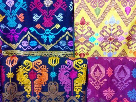 Kain Songket kain songket sidemen oleh oleh mewah khas bali oleh oleh