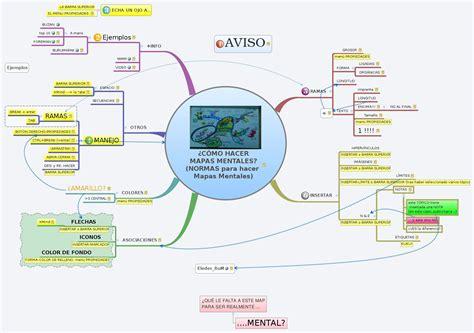 tutorial mapas mentales xmind 191 c 211 mo hacer mapas mentales normas para hacer mapas