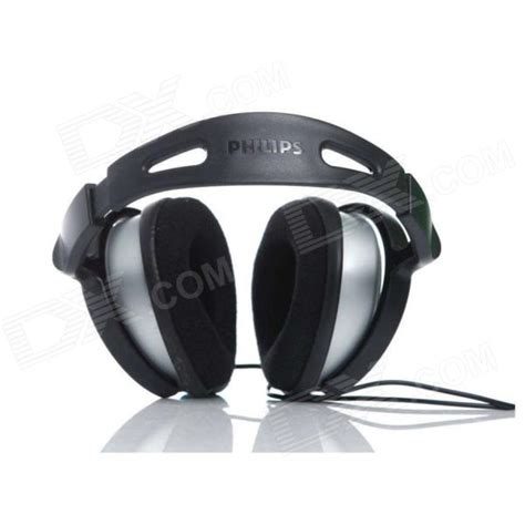 Headset Philips Shp2500 philips shp2500 size stereo headphones with volume