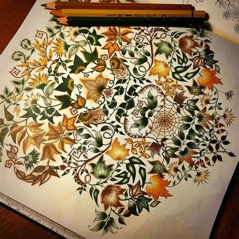 secret garden coloring book wiki johanna basford colouring gallery quilts