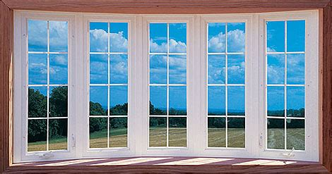 bay or bow window replacement bay window bow window vytex windows